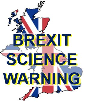 Brexit-science-warning